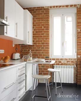 cocina_con_pared_de_ladrillodecoratrix