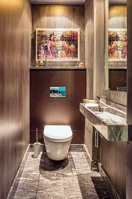 decoracao de lavabos pequenos e simples : decoracao de lavabos pequenos e simples:Banheiros e lavabos pequenos – 10 ideias