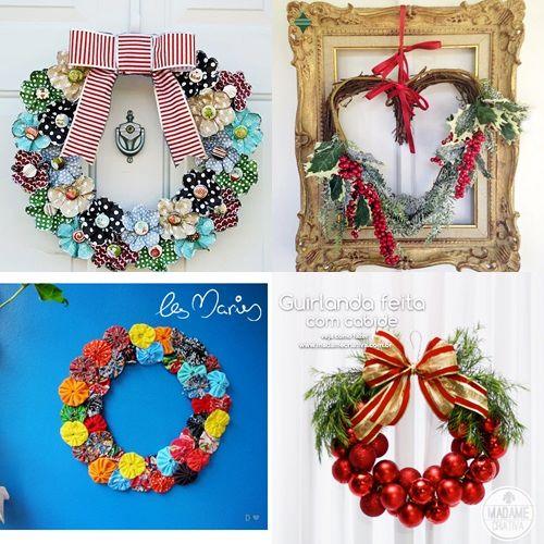 decorar arvore natal simples: Natal – Enfeites, Árvores, Mesa