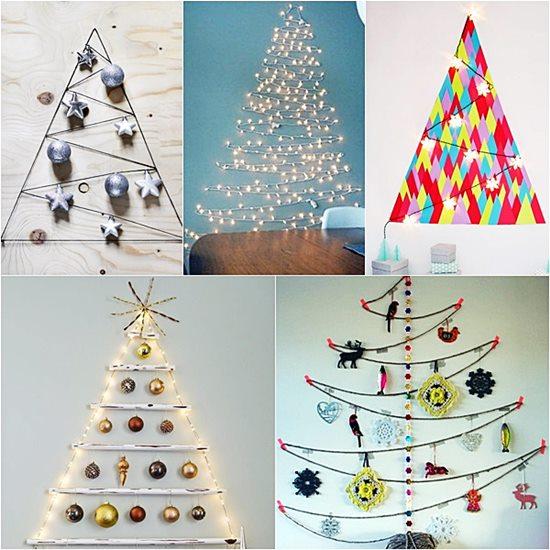 decoracao de arvore de natal simples e barata : decoracao de arvore de natal simples e barata:de Natal – Enfeites, Árvores, Mesa