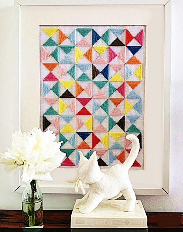 apartmentGeometric Embroidery_11412
