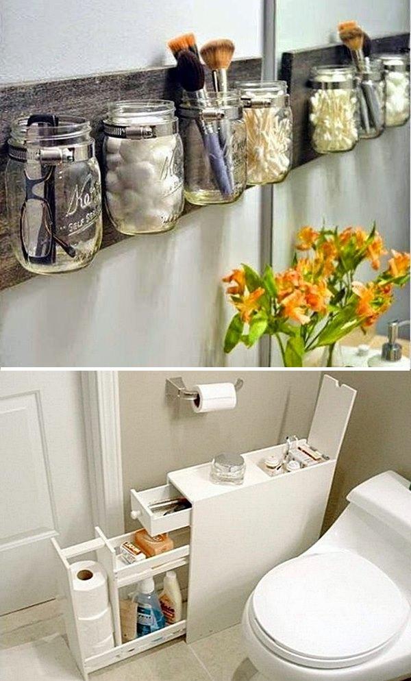 Organizar banheiro simples : Como conseguir espa?o para organizar no banheiro