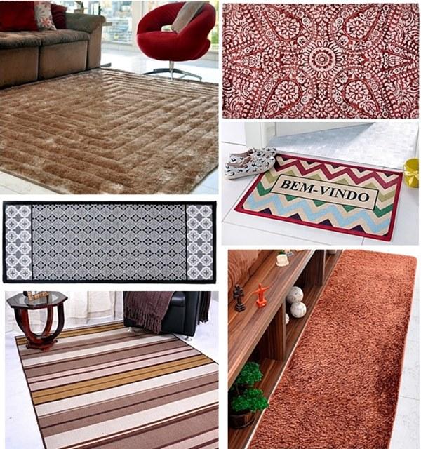 estilo tapetes