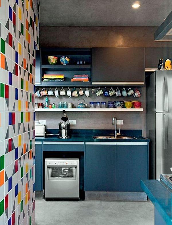 arquiteturadoimovel cozinha_bicolor_arquitrecos_via_decorfacil