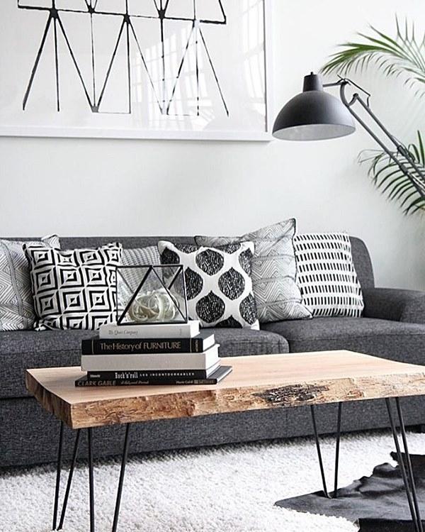 centsationalgirl black-and-white-sofa-pillows