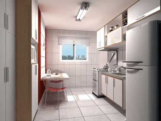 decoracao cozinha pequena simples:Decoracao De Cozinha Apartamento