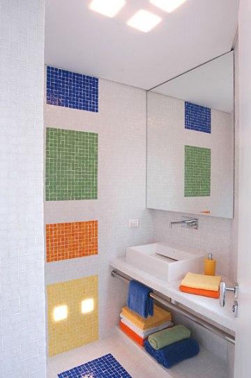 Pequenos e bonitos banheiros  Simples Decoracao  Simples Decoração -> Decoracao De Banheiro Bonito E Barato