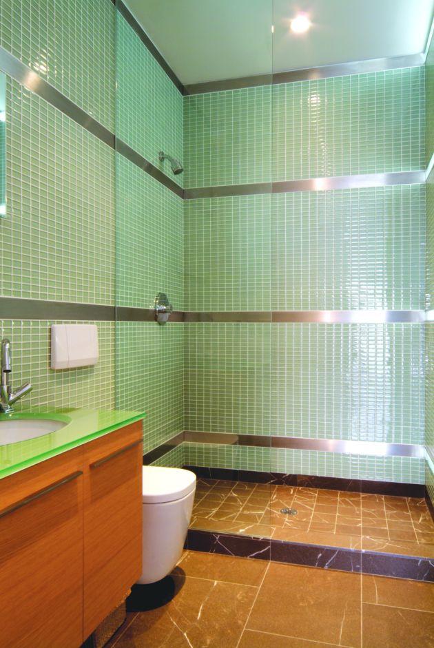 Banheiros de todos os tamanhos  Simples Decoração  Simples Decoração -> Banheiros Modernos Medios