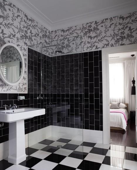Banheiros de todos os tamanhos  Simples Decoração  Simples Decoração # Banheiros Modernos Medios