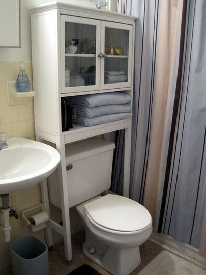 DARUK (Edgard Thomé) Assessoria Técnica e Imobiliária Decoração -> Banheiro Pequeno Solucao
