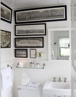 Banheiros e lavabos simples e bonitos simples decoracao for Lavabo profundo