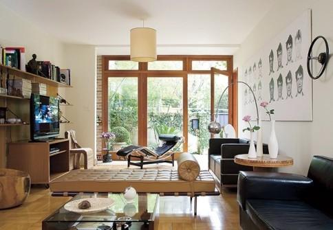 Dicas para decora o de ambientes pequenos simples for Sala de 9 metros quadrados