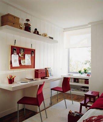 tudoedimaisblogspotpink3 Home office perfeito para trabalhar em casa.