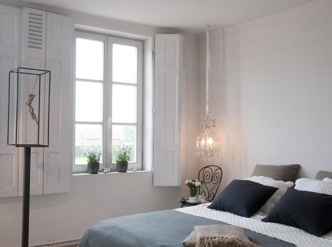 Decoração romântica nos quartos Simples Decoração  ~ Quarto Romantico Vermelho
