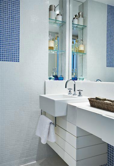 decoracao banheiro loja – Doitricom -> Decoracao De Banheiro Com Bancada De Vidro