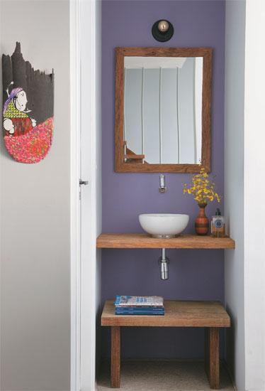 Dicas de Construção e Pintura Setembro 2011 -> Pia De Banheiro Do Lado De Fora