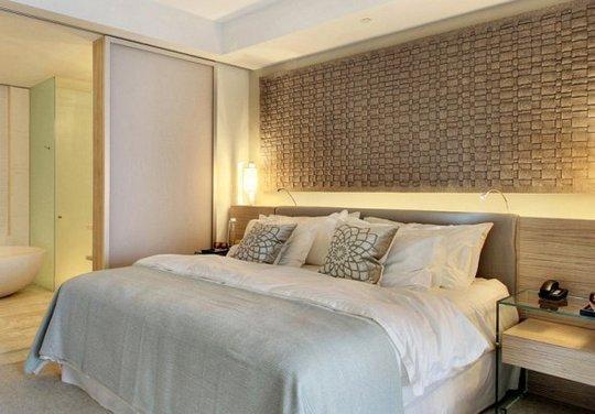 Decora o a medida das coisas quarto de casal for Medidas de cama super king