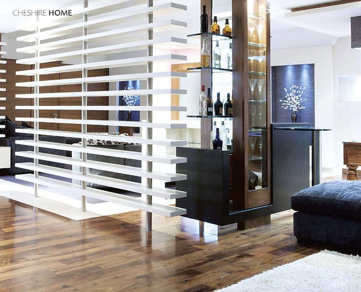 Bricolage e decora o decora o privacidade sem paredes - Dividir ambientes ...