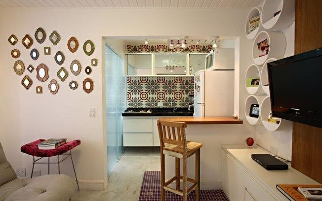 decoracao de sala e cozinha juntas simples:CIRCUITO DE ALTA DECORAÇÃO: Decoração – Salas de Estar/Jantar