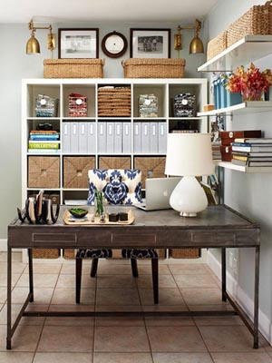 STYLING A HOME OFFICE_HOME OFFICE DECOR_INTERIOR DESIGN IDEAS_BELLE  Part 48