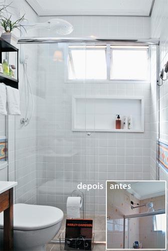 E mais boas idéias para banheiros pequenos  Simples Decoracao  Simples Deco -> Banheiro Pequeno Adaptado