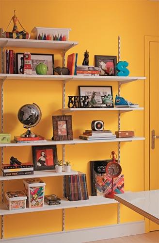 02 quarto virou escritorio e sala de lazer da familia Dicas para aproveitar pequenos espaços.