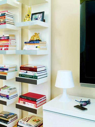 apartment paintproject rect540 Dicas para aproveitar pequenos espaços.