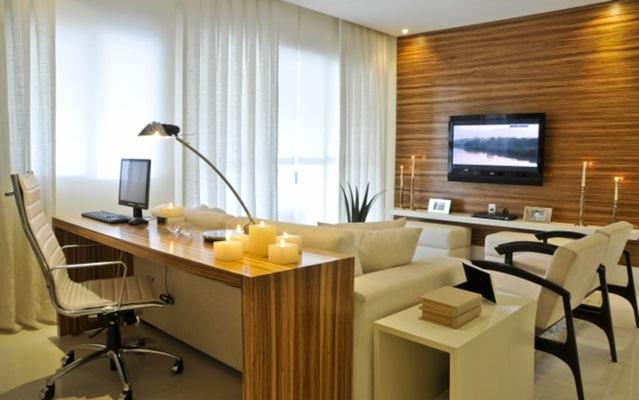 Filosofia de interiores aparadores na decora o for Sala de estar com um sofa