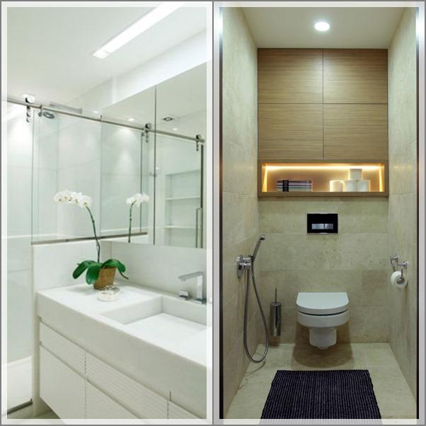 decoracao de lavabos chiques – Doitricom -> Decoracao Banheiro Lavabo