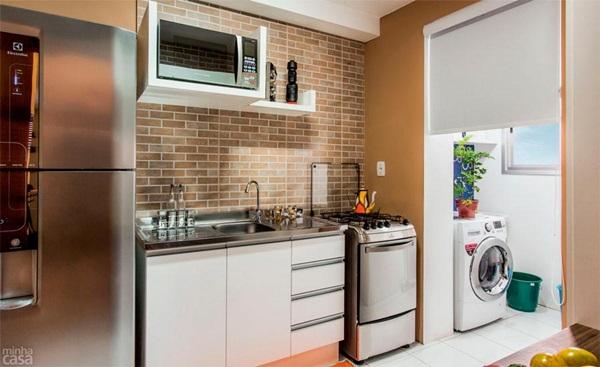 decoracao cozinha pequena simples:Casa Decoracao De Cozinha Pequena Com