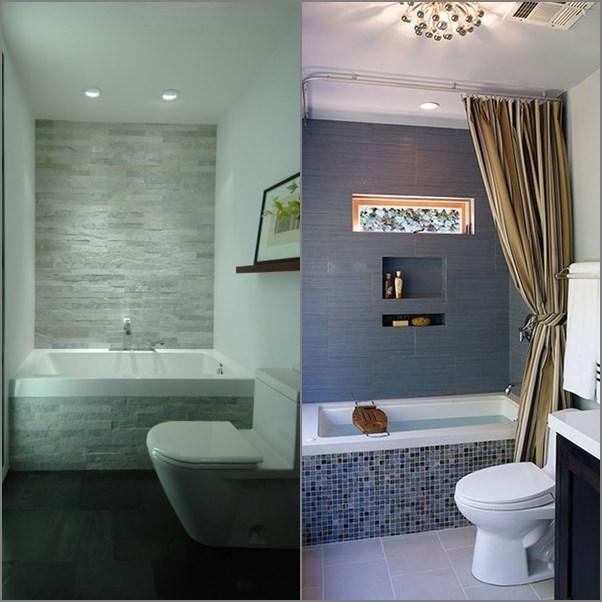 decoracao banheiro banheira – Doitricom -> Decoracao De Banheiro Com Banheira De Canto