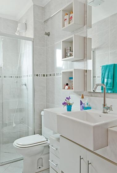 Decoração com nichos de paredeDecora Click  Decora Click -> Nicho Para Banheiro Comprar