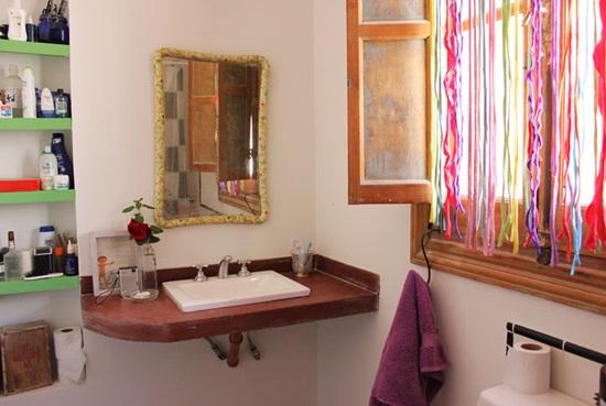 Organizando o banheiro simples decoracao simples decora o - El mueble cortinas ...