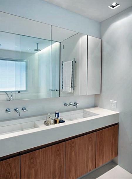 Pin Banheiros Lavabos Simples Bonitos Genuardis Portal on Pinterest -> Banheiros Lavabos Simples