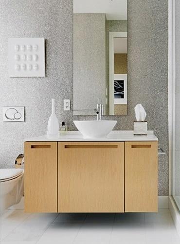 Lavabos e banheiros pequenos e bem resolvidos  Simples Decoracao  Simples D -> Banheiros Lavabos Simples