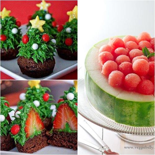 decorar arvore natal simples:natalmesa1