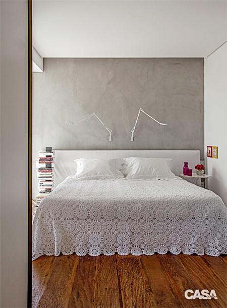 20 quartos clarinhos! Simples Decoracao Simples Decoração ~ Quartos Decorados Com Papel De Parede Preto E Branco