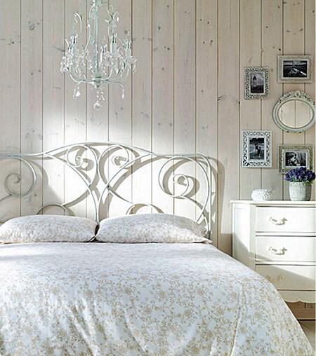 20 quartos clarinhos! Simples Decoracao Simples Decoração ~ Quarto Romantico Vintage