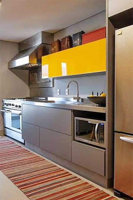 Armario De Cozinha Pequeno Ricardo Eletro ~ 10 dicas para cozinhas pequenas Simples Decoracao Simples Decoraç u00e3o