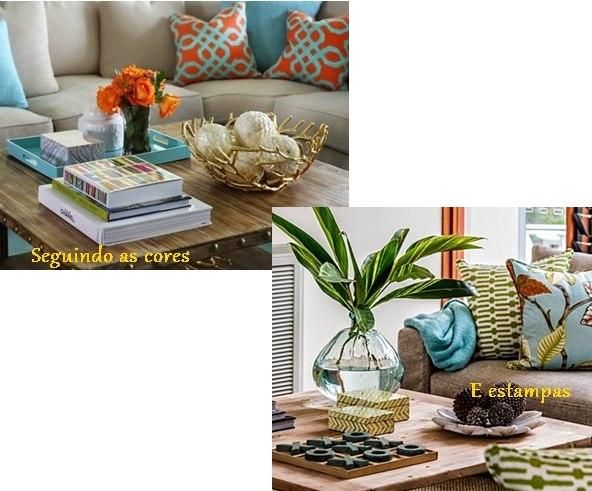 20 ideias para decorar suas mesas de centro e apoio for Mesas de centro pequenas