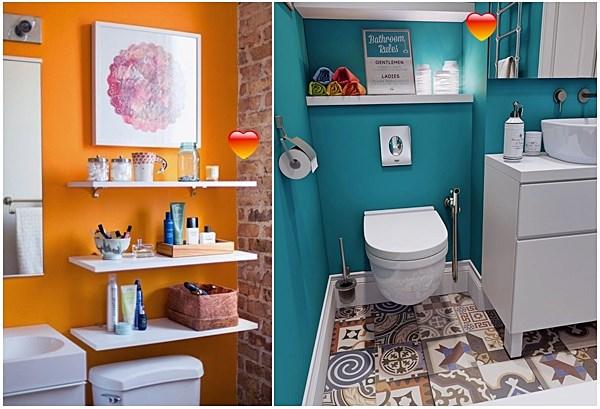 Decoracao De Sala Faca Voce Mesmo ~  de Banheiros com Reciclagem # decoracao banheiro faca voce mesmo