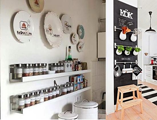 Decoracao De Sala Faca Voce Mesmo ~ Faça você mesmo em toda casa – Cozinha  Simples Decoracao