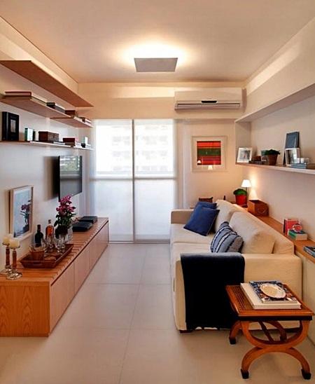 Mais dicas para apartamentos pequenos simples decora o for Decoracion minimalista casa pequena