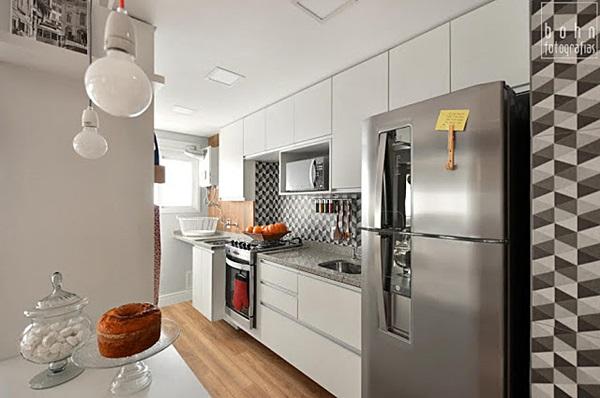 20 cozinhas-corredor bem organizadas Simples Decoracao ...