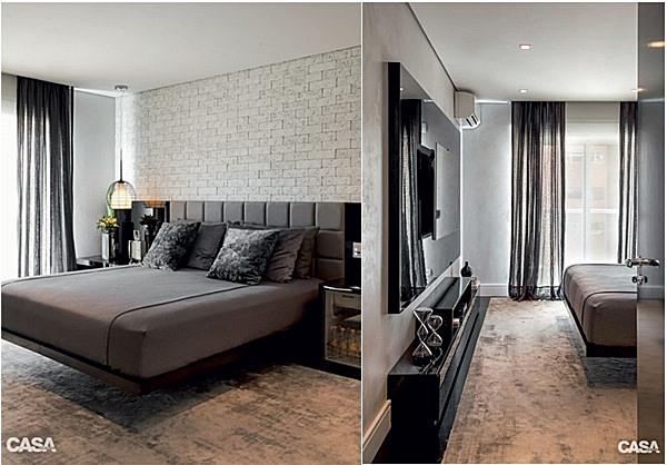Resultado de imagem para quarto com tapete preto