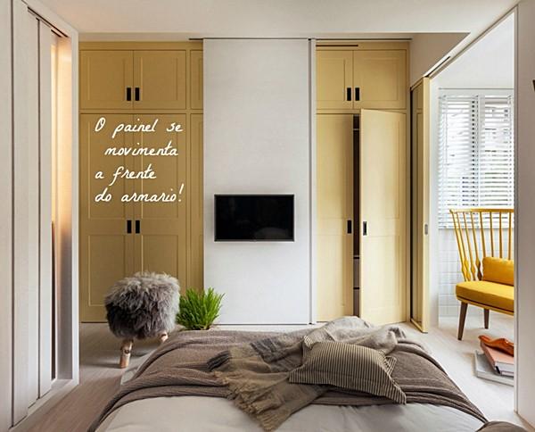 Belos ambientes e boas dicas para reforma e decora o for Ambientes interiores