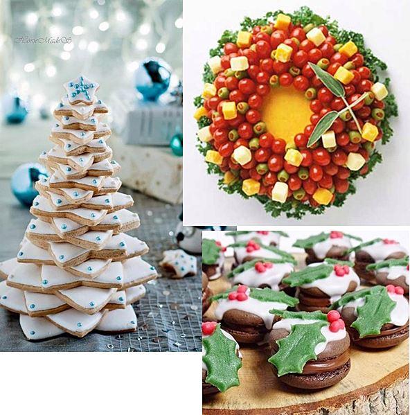 30 Ideias para a Ceia de Natal Simples Decoracao Simples Decoraç u00e3o # Decoração Ceia De Natal Simples
