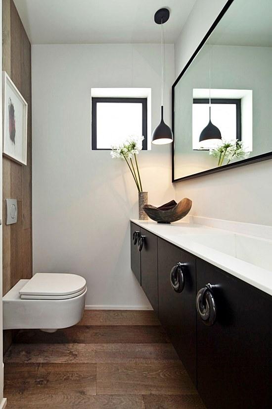 Piso para banheiro pequeno dicas de pisos amadeirados for Azulejo vitrificado