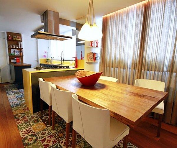 Aparador Barato Vintage ~ Problemas com o espaço para a mesa de jantar ? Simples Decoracao Simples Decoraç u00e3o
