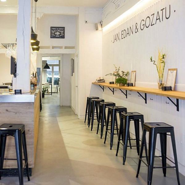 Decoraç u00e3o criativa em bares e restaurantes Simples Decoracao Simples Decoraç u00e3o -> Decoração Simples Para Mesa De Restaurante